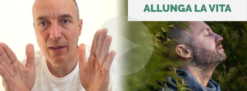 Respirare meno allunga la vita! - Osteopata Massimo Valente